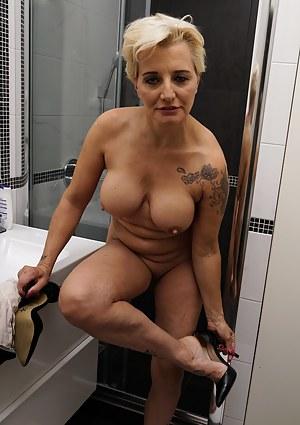 Tattoo mature porn