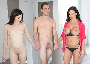Free Mature FFM Porn Pictures